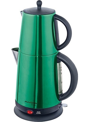AWOX Awox Demplus Çaycı 1.7 L Çay Makinesi Haki